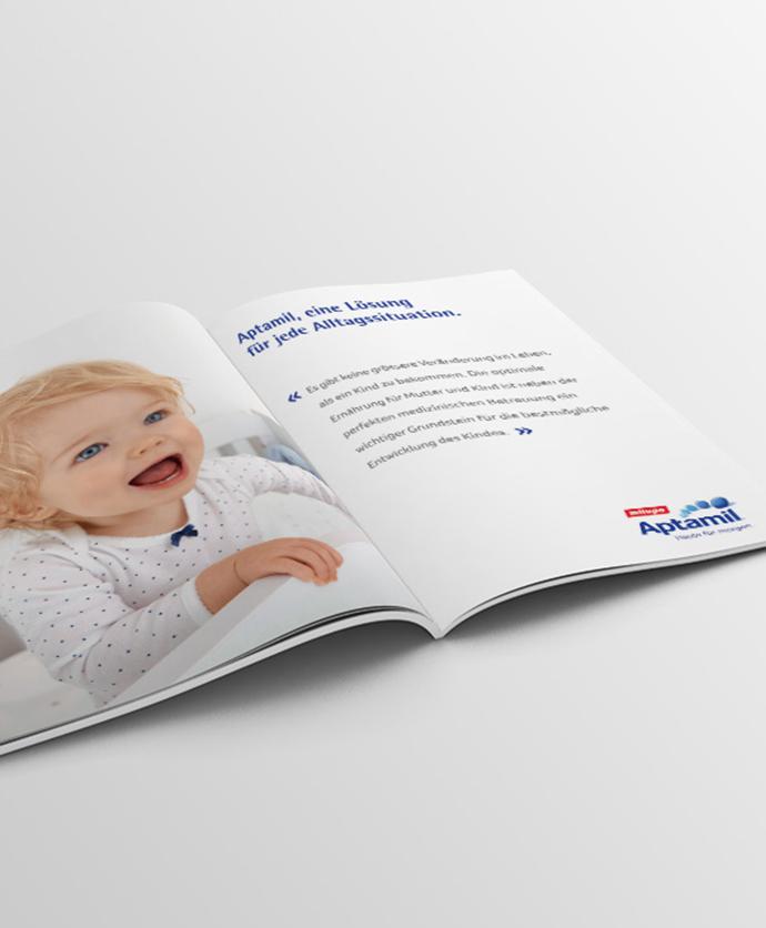 Apatamil Broschüre