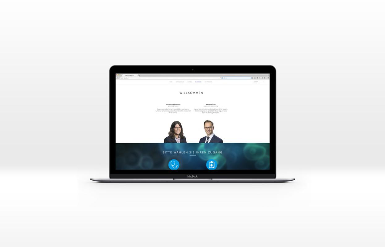 Baxter und Baxalta Website auf MacBook 03