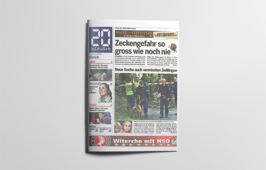 zeck-o-schreck Zeitungsartikel 01