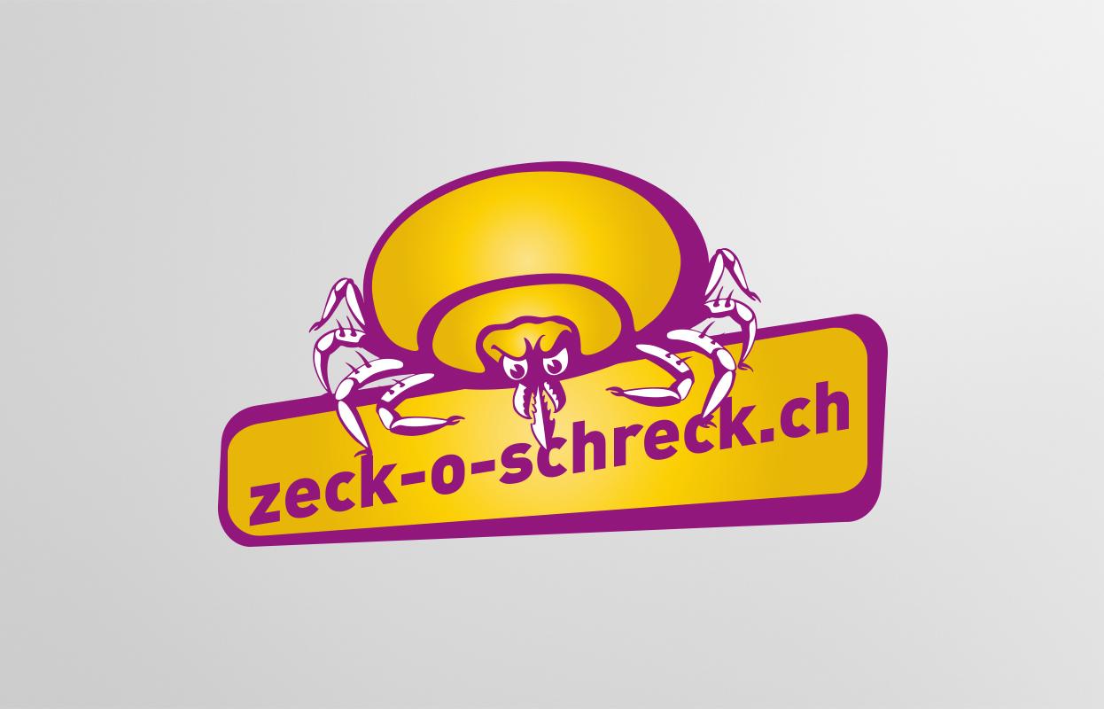 zeck-o-schreck Logo